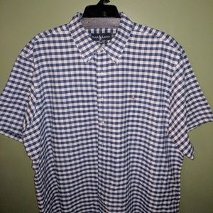Ralph Lauren Polo Short Sleeve Shirt XXL